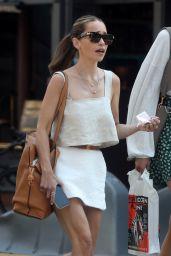 Emilia Clarke Summer Street Style - London 07/22/2021