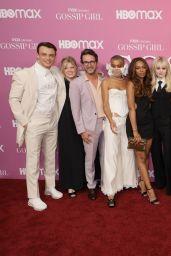 "Emily Alyn Lind - ""Gossip Girl"" Premiere in New York 06/30/2021"