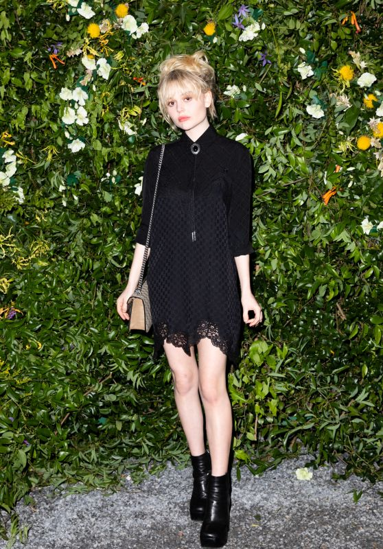 Emily Alyn Lind - Gucci and The Saltzman Family Host A Summer Celebration in East Hampton, NY 07/10/2021