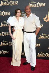"Emily Blunt - ""Jungle Cruise"" World Premiere at Disneyland"