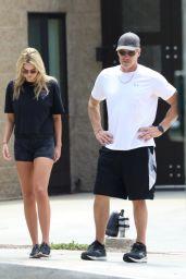 Emma Krokdal - Cardio Walk in Beverly Hills 07/18/2021