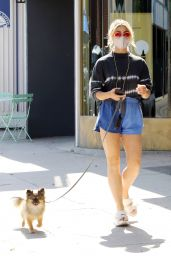 Emma Slater - Out in Los Angeles 07/21/2021