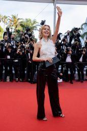 "Eva Herzigova – ""Tout S'est Bien Passe"" Red Carpet at the 74th Cannes Film Festival"