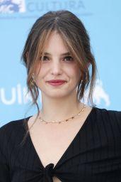 Federica Sabatini at the Giffoni Film Festival 2021