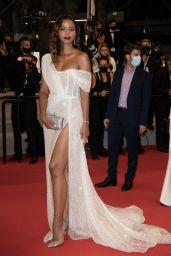 "Flora Coquerel - ""The Velvet Underground"" Red Carpet at the 74th Cannes Film Festival"