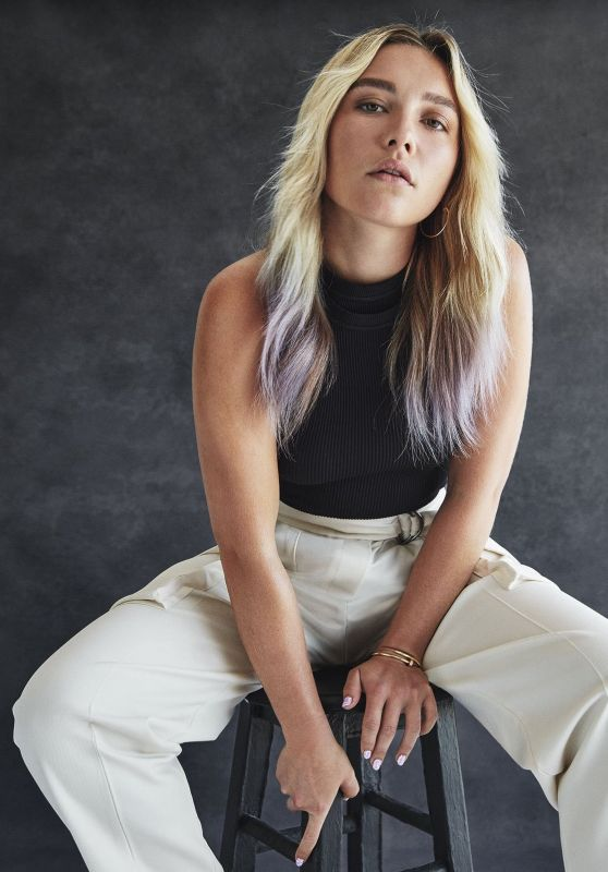 Florence Pugh - S Moda Magazine July 2021
