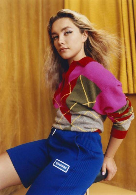 Florence Pugh - The Sunday Times Style Magazine July 2021