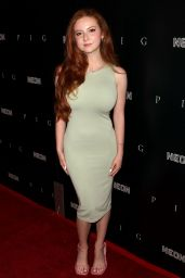 """Francesca Capaldi - """"Pig"""" Premiere in LA"""