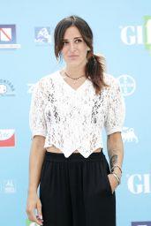Francesca Delise at the Giffoni Film Festival 2021