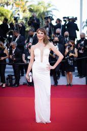 "Frederique Bel – ""Benedetta"" Premiere at the 74th Cannes Film Festival"