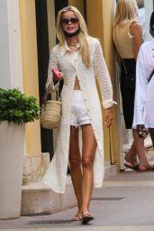 Frida Aasen Summer Street Style - Saint-Tropez 07/03/2021