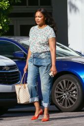 Garcelle Beauvais - Out in Miami 07/16/2021