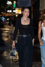 Gigi Hadid - Out in New York 07/05/2021
