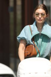 Gigi Hadid - Out in New York 07/16/2021