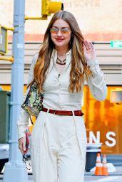 Gigi Hadid Street Style - Out New York City 07/15/2021