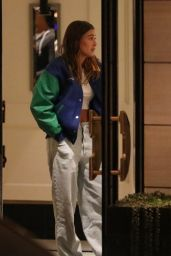 Hailey Rhode Bieber at London Hotel in West Hollywood 07/07/2021