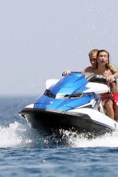 Hailey Rhode Bieber in a Bikini - Greese 06/29/2021