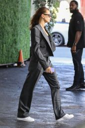 Hailey Rhode Bieber - Leaving a Skin Care Clinic in Beverly Hills 07/02/2021