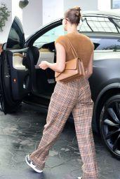 Hailey Rhode Bieber - Out in Beverly Hills 07/06/2021