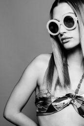 Hailey Rhode Bieber - V Magazine Pre-Fall 2021