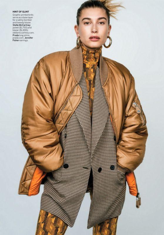 Hailey Rhode Bieber - Vogue USA August 2021 Issue