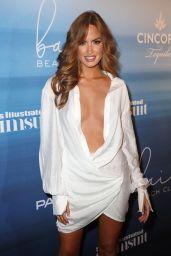 Haley Kalil – Sports Illustrated Runway Show at Miami Swim Week 07/10/2021