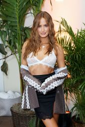 Haley Kalil - Sports Illustrated Swimsuit Edition launch vent in Hollywood, Florida July 24, 2021
