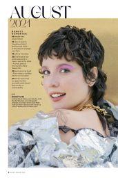 Halsey - Allure Magazine August 2021 Issue