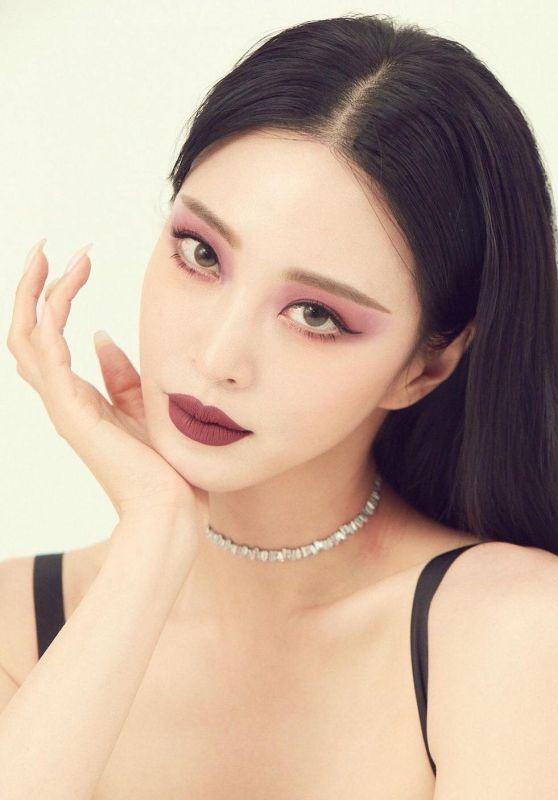 Han Ye Seul - HEVVY Makeup 2021