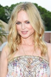 Heather Graham – Filming Italy Festival in Italy 07/22/2021
