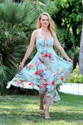 Heather Graham - Filming Italy Festival in Italy 07/23/2021