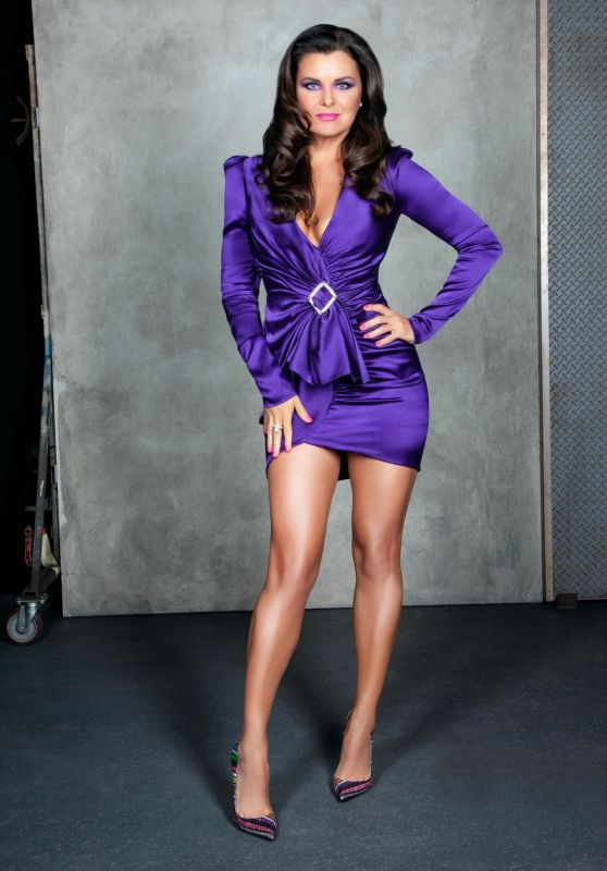 Heather Tom - The Bold And The Beautiful August 2021 Photoshoot