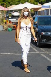 Heidi Klum at Fred Segal in West Hollywood 07/03/2021