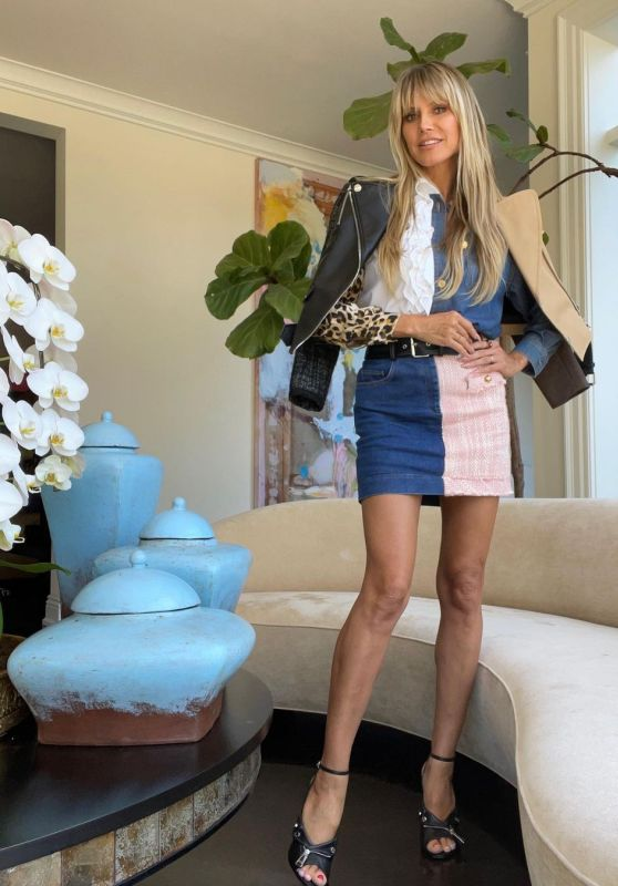 Heidi Klum Outfit 07/01/2021