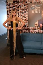 Heidi Klum - The Late Late Show with James Corden 06/30/2021