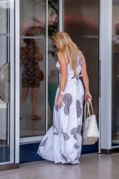 Hofit Golan at the Martinez Hotel in Cannes 07/10/2021