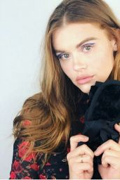 Holland Roden - Live Stream Video and Photos 07/10/2021
