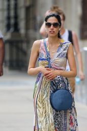 Huma Abedin Summer Street Style - NYC 06/30/2021