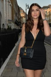 Imogen Thomas - Out in London 07/22/2021