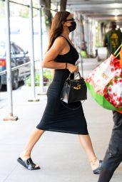 Irina Shayk - Out in New York City 06/30/2021