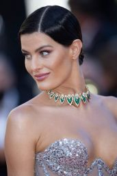 """Isabeli Fontana - """"Aline, The Voice Of Love"""" Red Carpet at 74th Cannes Film Festival 07/13/2021"""