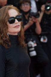 "Isabelle Huppert – ""Tout S'est Bien Passe"" Red Carpet at the 74th Cannes Film Festival"