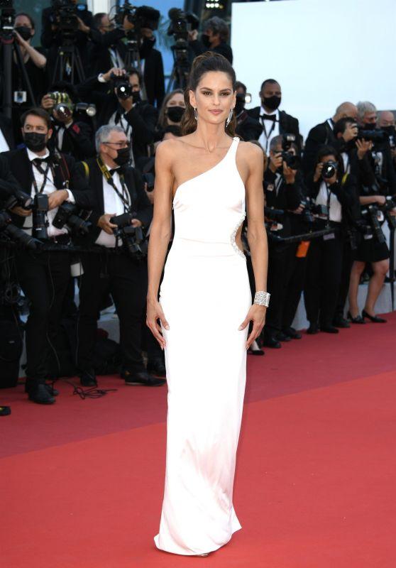 "Izabel Goulart – ""Benedetta"" Premiere at the 74th Cannes Film Festival"