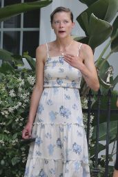 Jaime King - Out in Los Angeles 07/02/2021