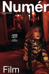 Jane Levy - Numéro Netherlands July 2021