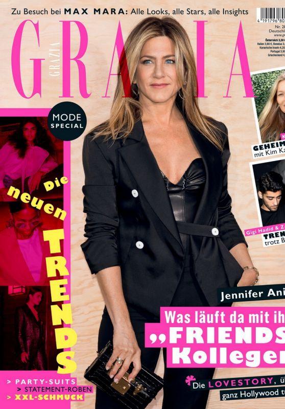 Jennifer Aniston - Grazia Magazine Germany 07/08/2021
