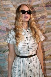 Jennifer Lawrence – twit Fall Winter 2021-2022 Fashion Show in Paris 07/05/2021