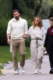 Jennifer Lopez and Ben Affleck - Out in The Hamptons New York 07/03/2021