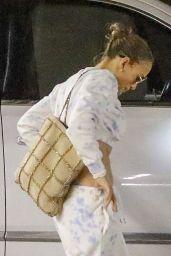 Jennifer Lopez - Out in Santa Monica 07/18/2021