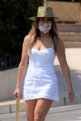 Jennifer Lopez - Shopping in Monaco 07/26/2021